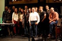 SPRING 2013 Offene Bühne